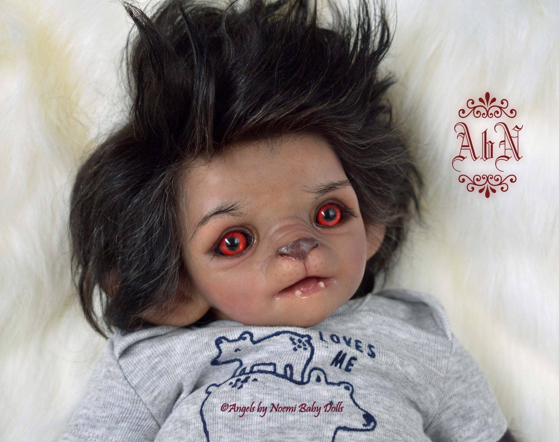 Alarick Reborn Kit by Noemi Smith (Angles by Noemi) **PAY IN FULL**