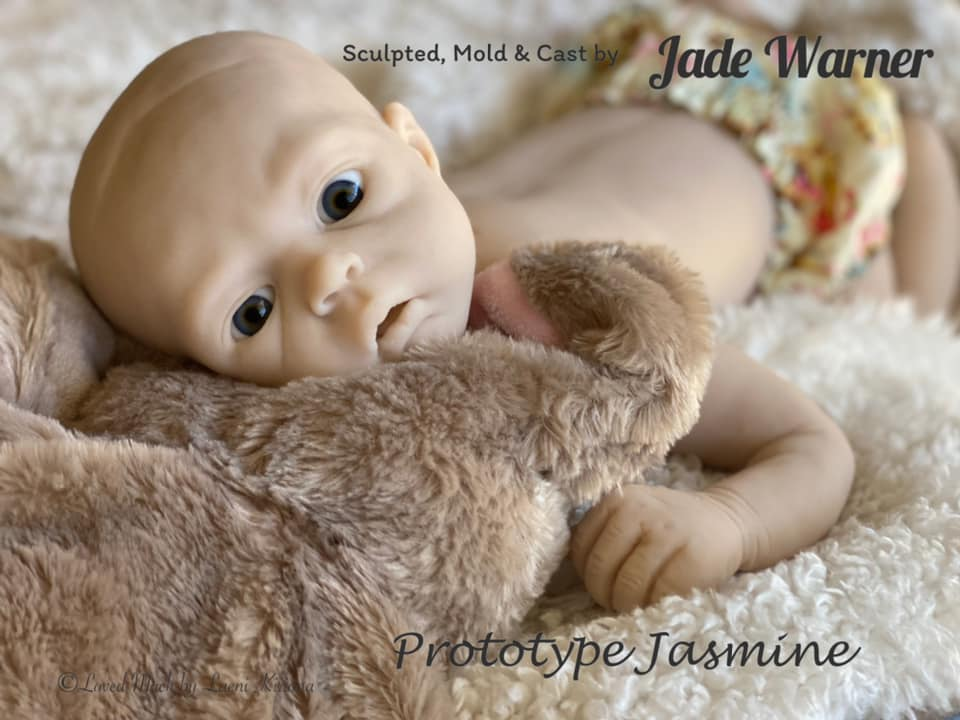Jasmine and Jayce Full Body Silicone Baby *Deposit Only*