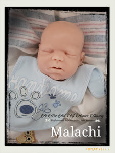 Malachi Silicone Head Unpainted Kit