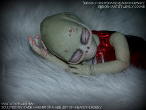 Eithia Baby Alien Vinyl Kit