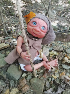 Billy Baby Garden Gnome/Goblin