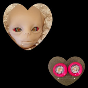 Clay/Resin Eyes -size 18mm- #8