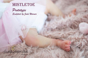 Mistletoe Hybrid Baby Mouse *PAY IN FULL*