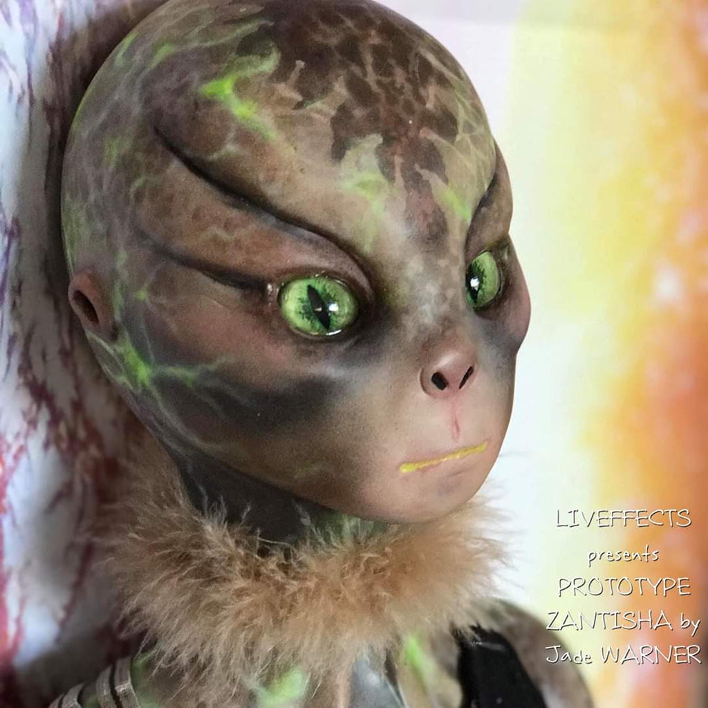 Zantisha Toddler Alien  *Pay in Full*