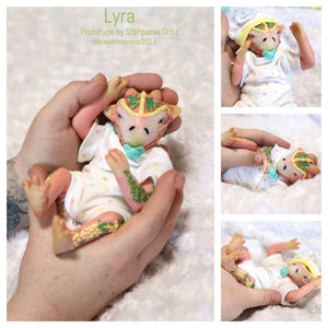 Lyra Mini Dragon Vinyl Kit