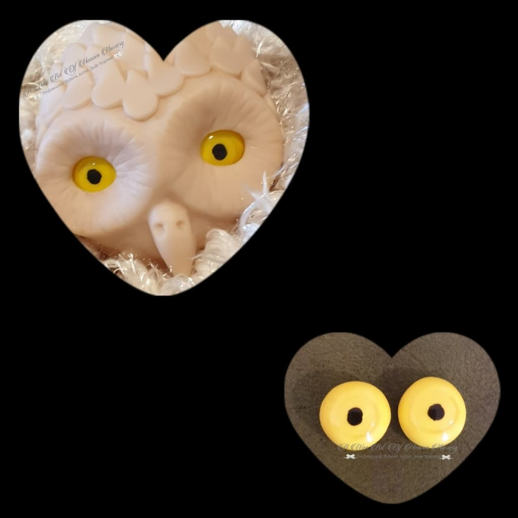 Clay/Resin Eyes -size 18mm- #4