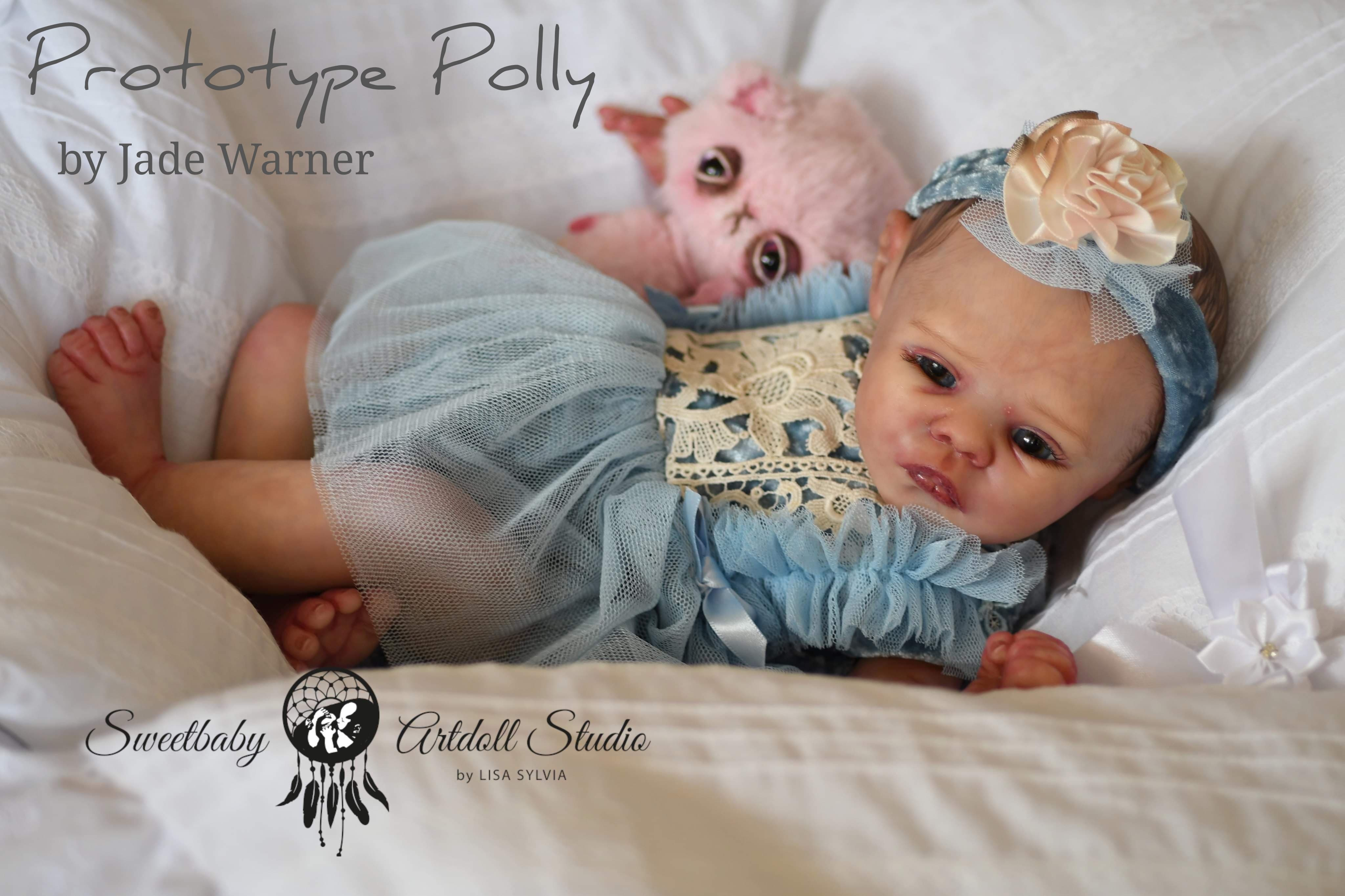 Polly  Vinyl Kit by Jade Warner