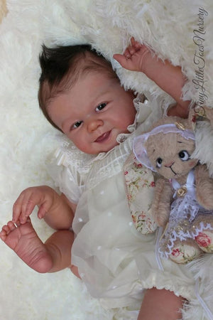 Tommy Reborn Vinyl Doll Kit by Sandy Faber