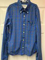 Abercrombie Kids Long Sleeve Button Down Shirt - Youth XL