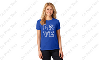 LOVE - Go Cats T-Shirt