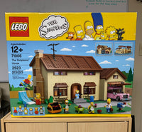 LEGO Simpsons #71006 - The Simpsons House - BEST OFFER AVAILABLE