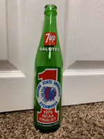 7up Souvenir Indiana State Sycamores 1979 NBA Finalist
