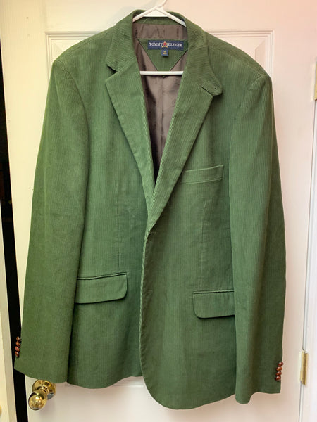 Tommy Hilfiger Corduroy Sports Coat