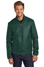 Load image into Gallery viewer, Sudden Lea Port Authority® Packable Puffy Jacket (Ladies', Men's)