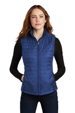 Load image into Gallery viewer, Port Authority® Ladies Packable Puffy Vest