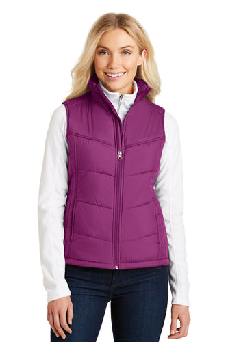 Port Authority® Ladies Puffy Vest