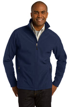 Load image into Gallery viewer, Port Authority® Core Soft Shell Jacket