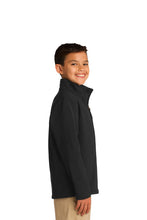 Load image into Gallery viewer, Port Authority® Youth Core Soft Shell Jacket