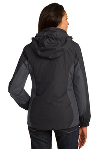 Port Authority® Ladies Colorblock 3-in-1 Jacket