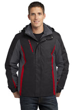 Load image into Gallery viewer, Port Authority® Colorblock 3-in-1 Jacket