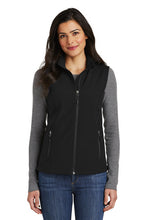 Load image into Gallery viewer, Port Authority® Ladies Core Soft Shell Vest