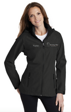 Load image into Gallery viewer, Morning Mist Equestrians Port Authority® Torrent Waterproof Jacket