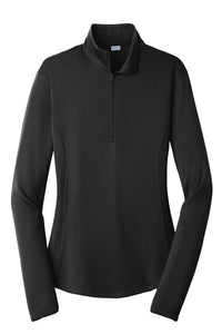 Lancaster Equestrian Sport-Tek® PosiCharge® Competitor™ 1/4-Zip Pullover
