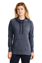 Load image into Gallery viewer, TVE New Era® Ladies Tri-Blend Fleece Pullover Hoodie