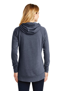 TVE New Era® Ladies Tri-Blend Fleece Pullover Hoodie