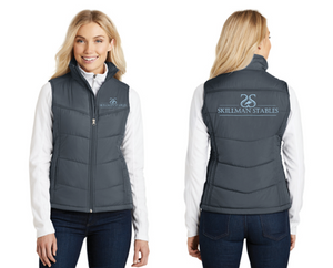 Skillman Stables Port Authority® Puffy Vest