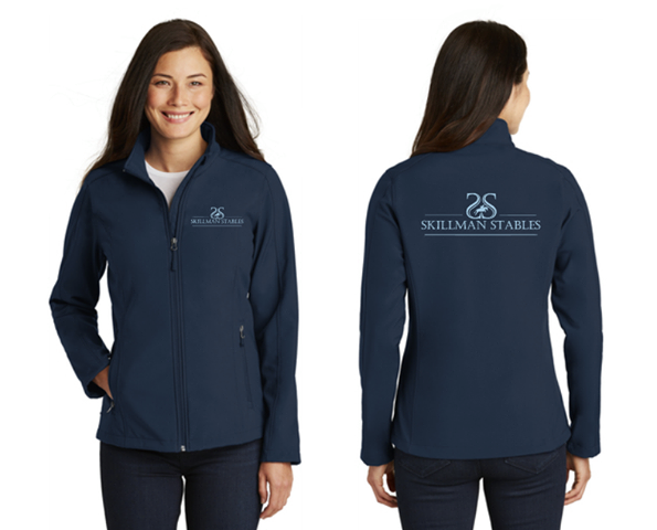 Skillman Stables Port Authority® Core Soft Shell Jacket
