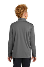 Load image into Gallery viewer, Sport-Tek® Youth PosiCharge® Competitor™ 1/4-Zip Pullover