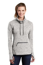 Load image into Gallery viewer, Sport-Tek ® Ladies Triumph Cowl Neck Pullover