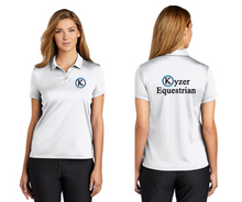 Load image into Gallery viewer, Kyzer Equestrian Nike Dry Essential Solid Polo