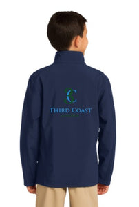 TCE Port Authority® Youth Core Soft Shell Jacket