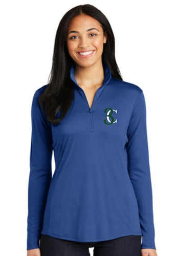 TCE Sport-Tek® PosiCharge® Competitor™ 1/4-Zip Pullover