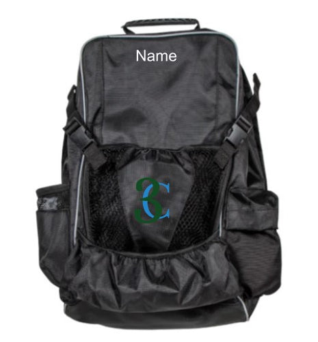TCE Dura-Tech® Rider's Backpack