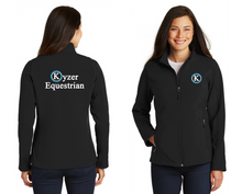 Load image into Gallery viewer, Kyzer Equestrian Port Authority® Core Soft Shell Jacket