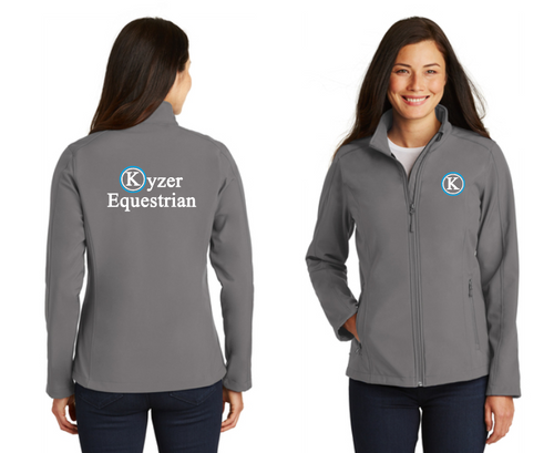 Kyzer Equestrian Port Authority® Core Soft Shell Jacket