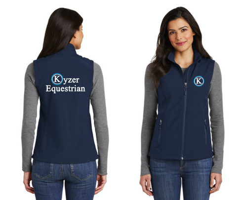 Kyzer Equestrian Port Authority® Core Soft Shell Vest