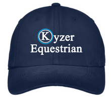 Load image into Gallery viewer, Kyzer Equestrian Classic Unstructured Baseball Cap