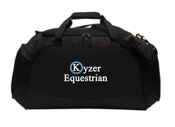 Kyzer Equestrian Port Authority® Large Active Duffel
