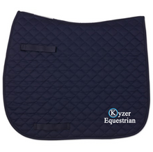 Load image into Gallery viewer, Kyzer Equestrian Dressage Saddle Pad