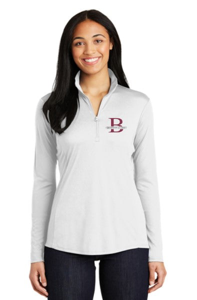 Burnett Farm Sport-Tek® PosiCharge® Competitor™ 1/4-Zip Pullover (Men's,Women's, Youth)