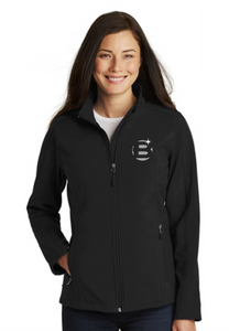 Benchmark Equestrian Port Authority® Core Soft Shell Jacket