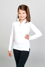 Load image into Gallery viewer, EIS Children's Solid White COOL Shirt ®