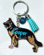Load image into Gallery viewer, Dog Breed Keychain