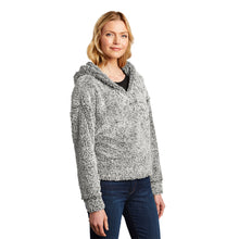 Load image into Gallery viewer, Port Authority® Ladies Cozy Fleece Sherpa Hoodie