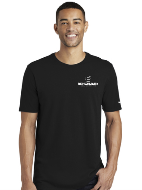 Benchmark Equestrian Nike Core Cotton Tee