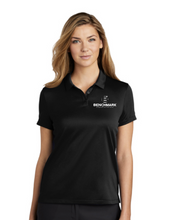 Load image into Gallery viewer, Benchmark Equestrian Nike Dry Essential Solid Polo